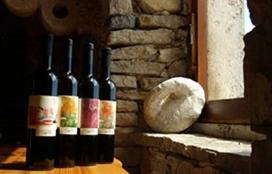 Toreta wine cellar
