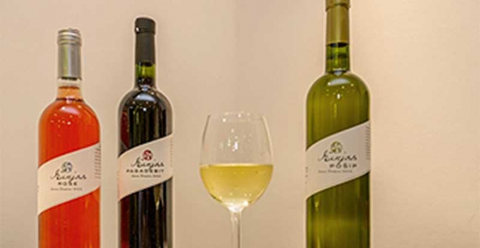 Kunjas wine cellar