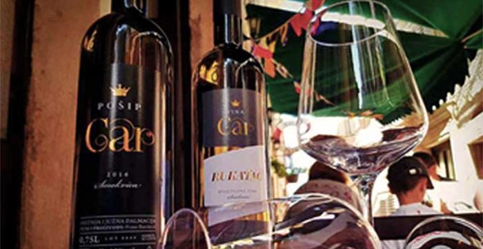 Car Wine cellar